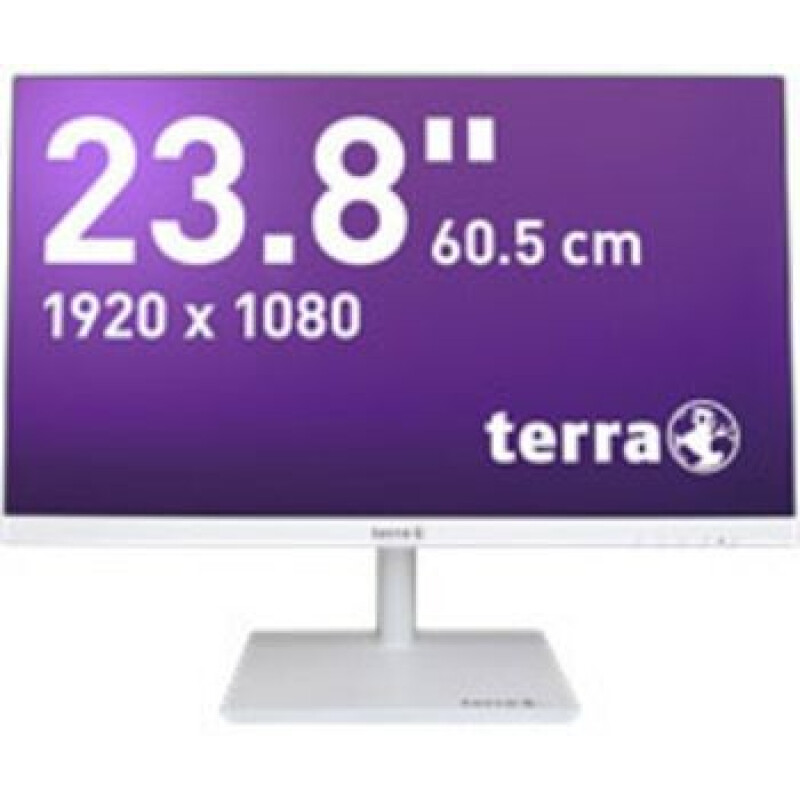 Terra LED 2464W LED-Monitor 60.5 cm (23.8 Zoll) EEK A+ (A++ - E) 1920 x 1080 Pixel Full HD 5 ms Audio-Line-in,