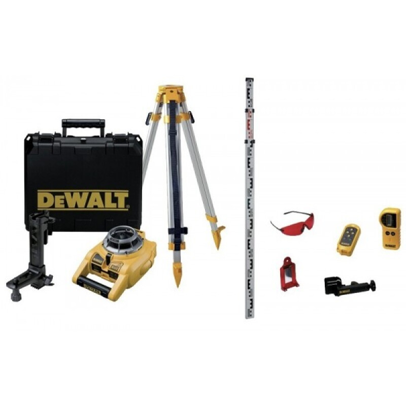 Dewalt Dewalt Rotationslaser-KiT DW075PK