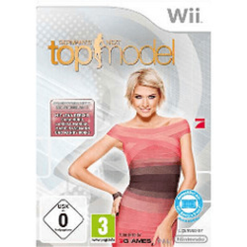 Germany's Next Topmodel 2011 (Wii)