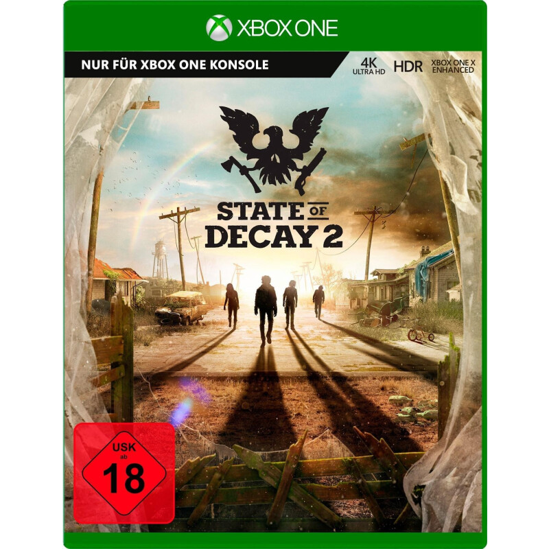 State of Decay 2 Standard Edition Xbox One