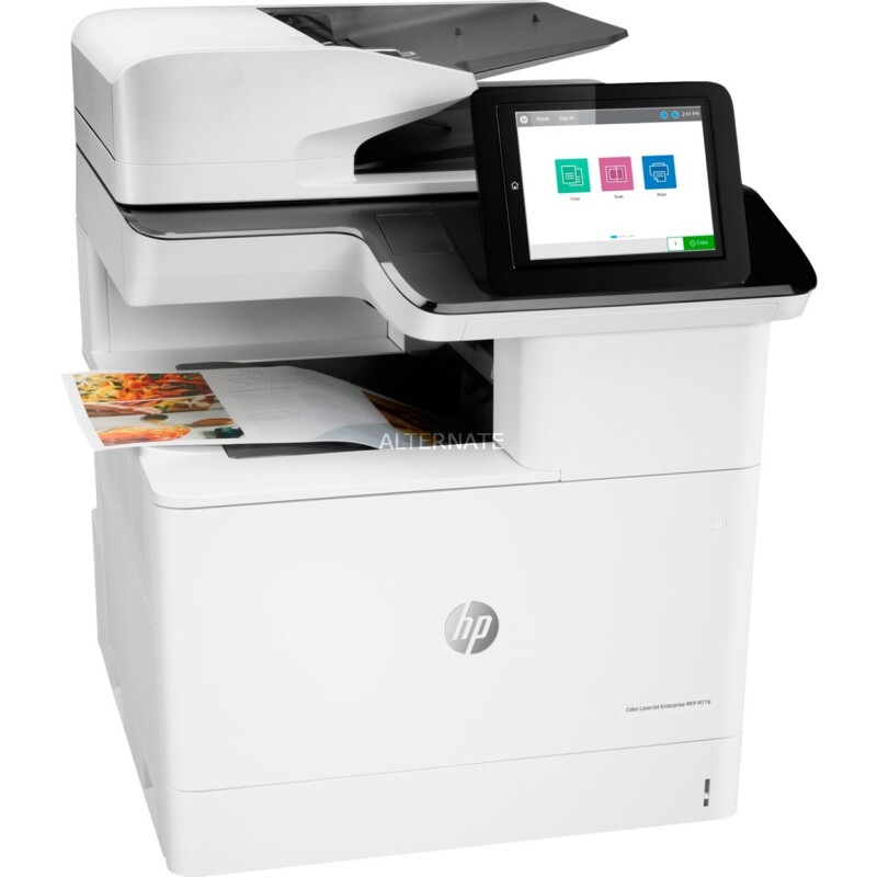 Color LaserJet Enterprise Flow MFP M776dn, Multifunktionsdrucker