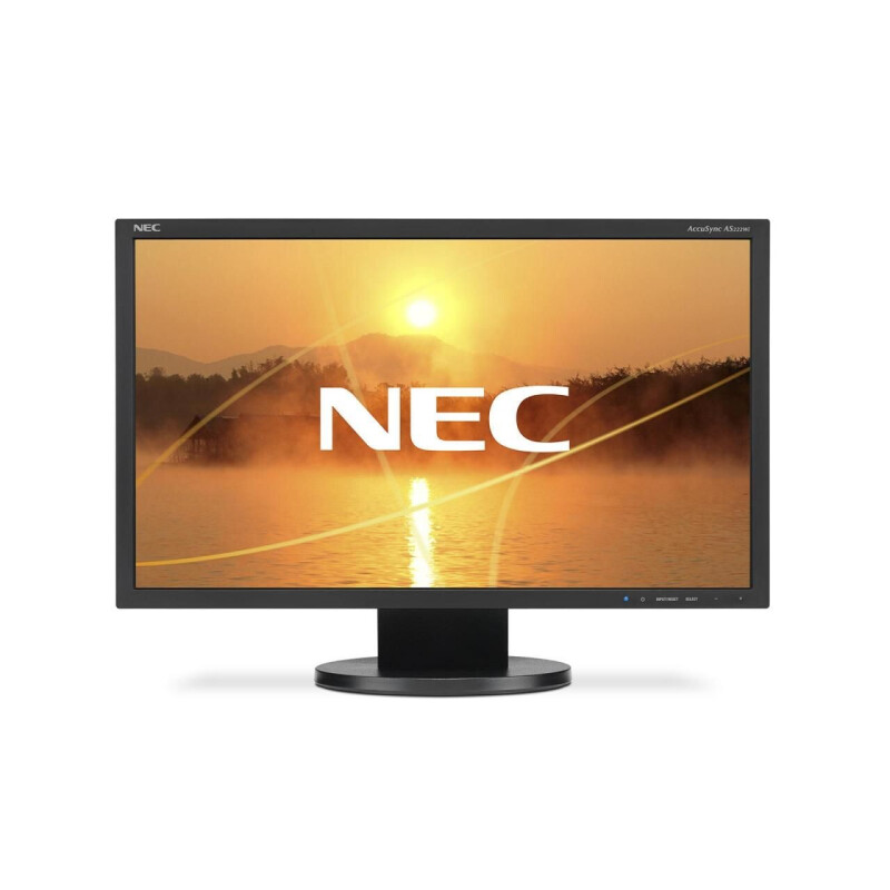 NEC Monitor AccuSync AS222Wi LCD-Display 55 cm (22