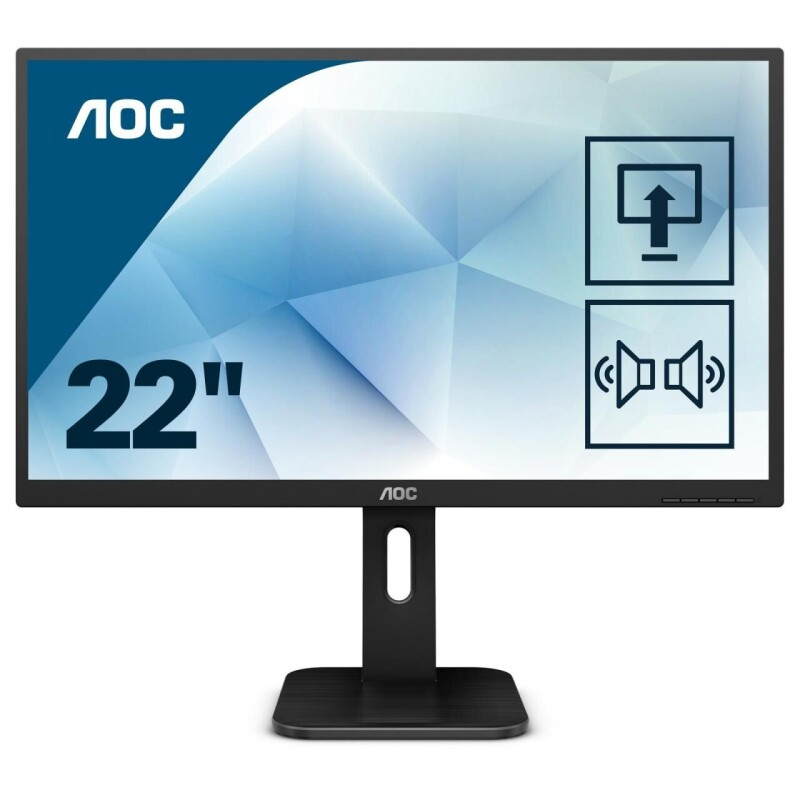 AOC Monitor 22P1 LED-Display 54,6 cm (21,5