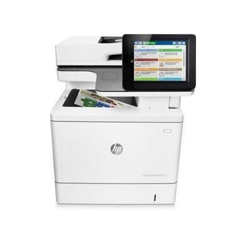 HP Color LaserJet Enterprise MFP M577f Farblaser-Multifunktionsgerät B5L47A