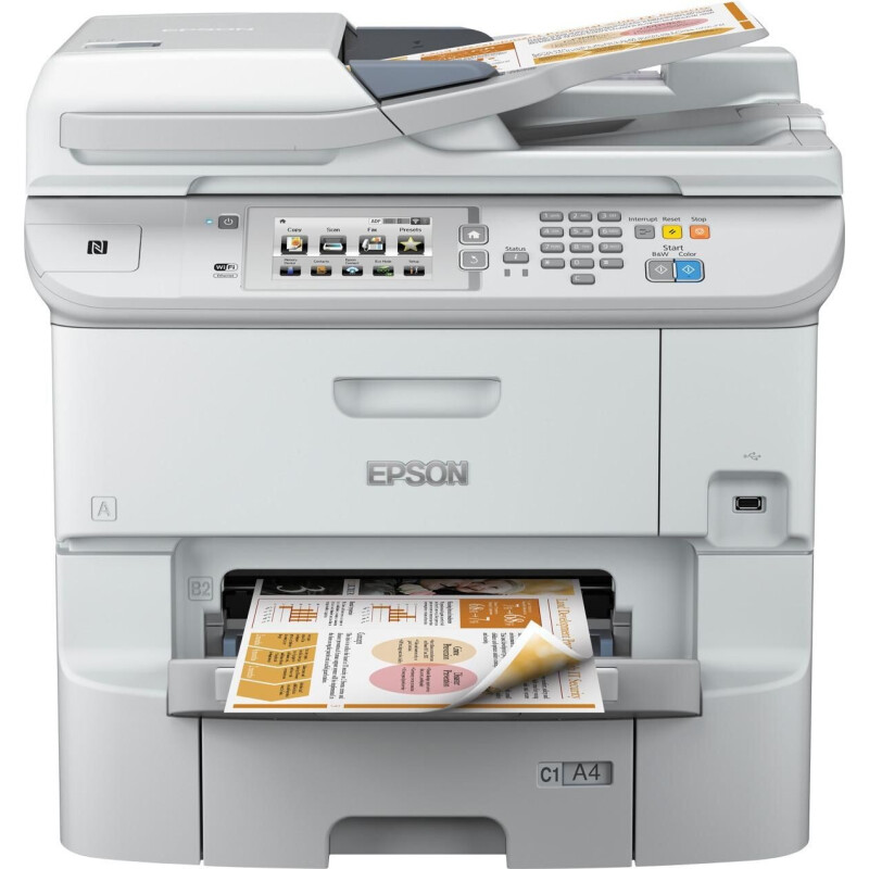 Epson WorkForce Pro WF-6590D2TWFC Tintenstrahl-Multifunktionsgerät