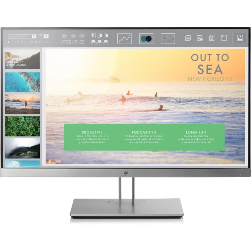 HP EliteDisplay E233 Monitor 58,42cm (23 Zoll)