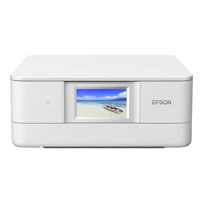 EPSON Expression Photo XP-8605 3 in 1 Tintenstrahl-Multifunktionsdrucker weiß