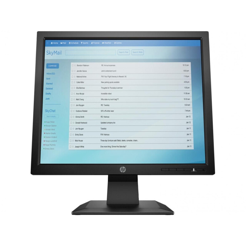 HP ProDisplay P174 Monitor 43,18cm (17 Zoll)