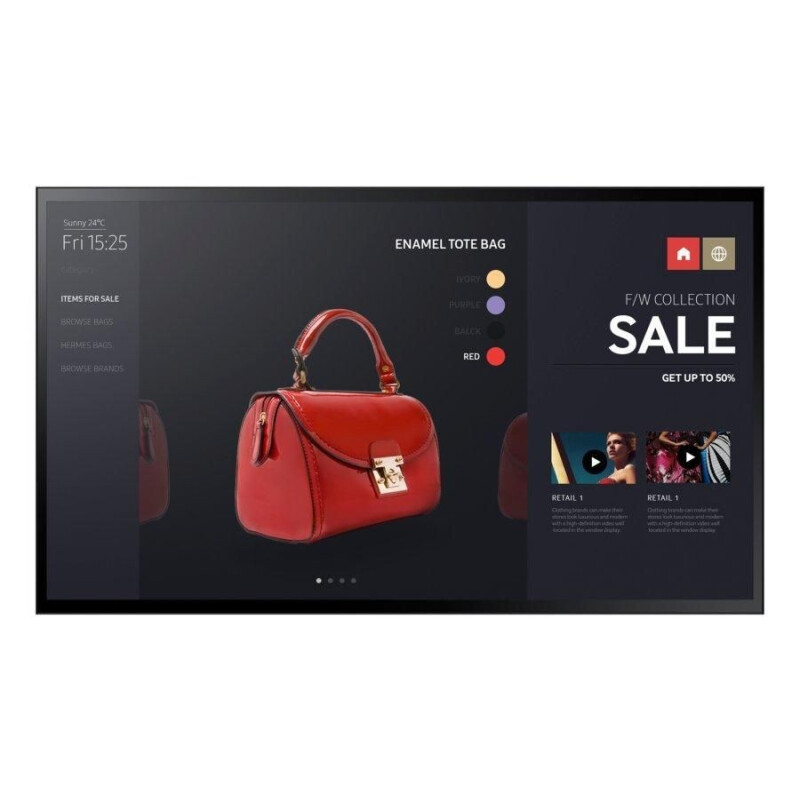 Samsung Smart Signage PM55F-BC LED-Touch-Display 138,68 cm (55