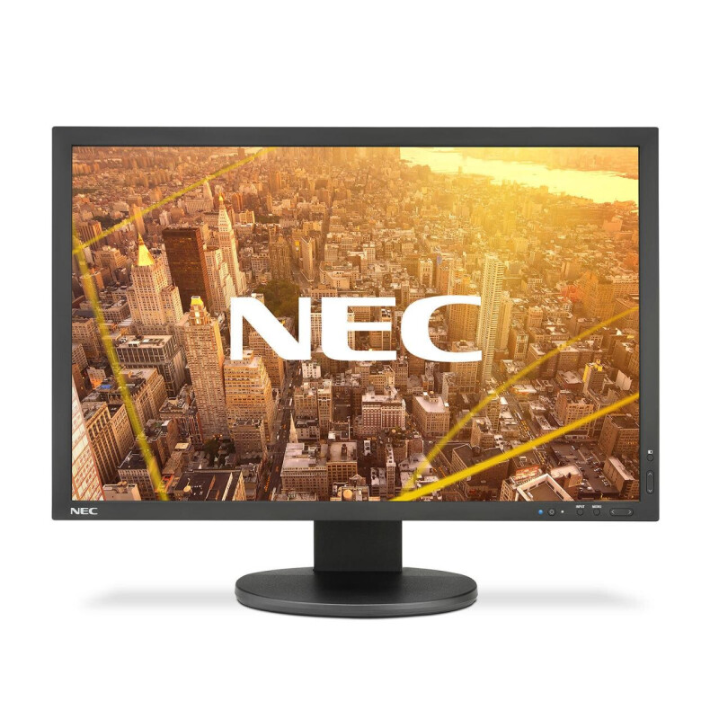 NEC Monitor MultiSync PA243W-BK LCD-Display 61 cm (24