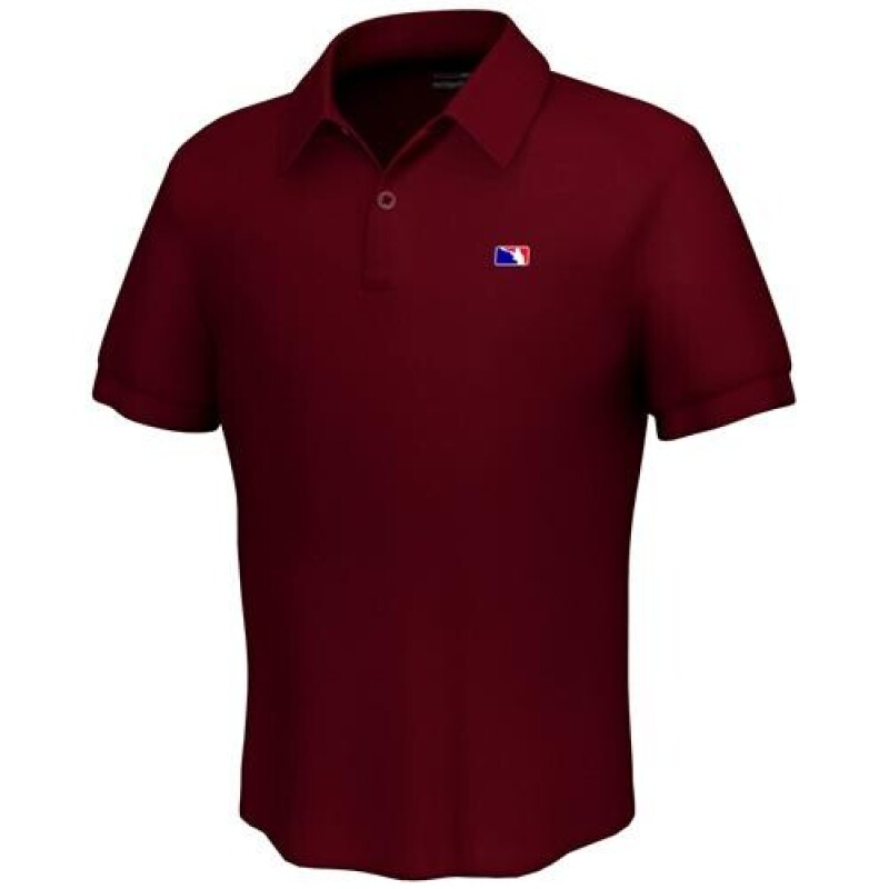 GamersWear COUNTER Polo Ruby (M)