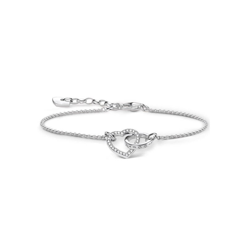 THOMAS SABO Armband »TOGETHER Herz Klein, A1648-051-14-L19v«
