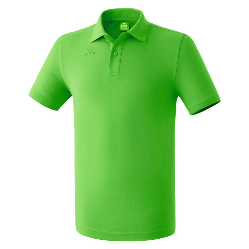 Erima Teamsport Polo Shirt grün Kinder