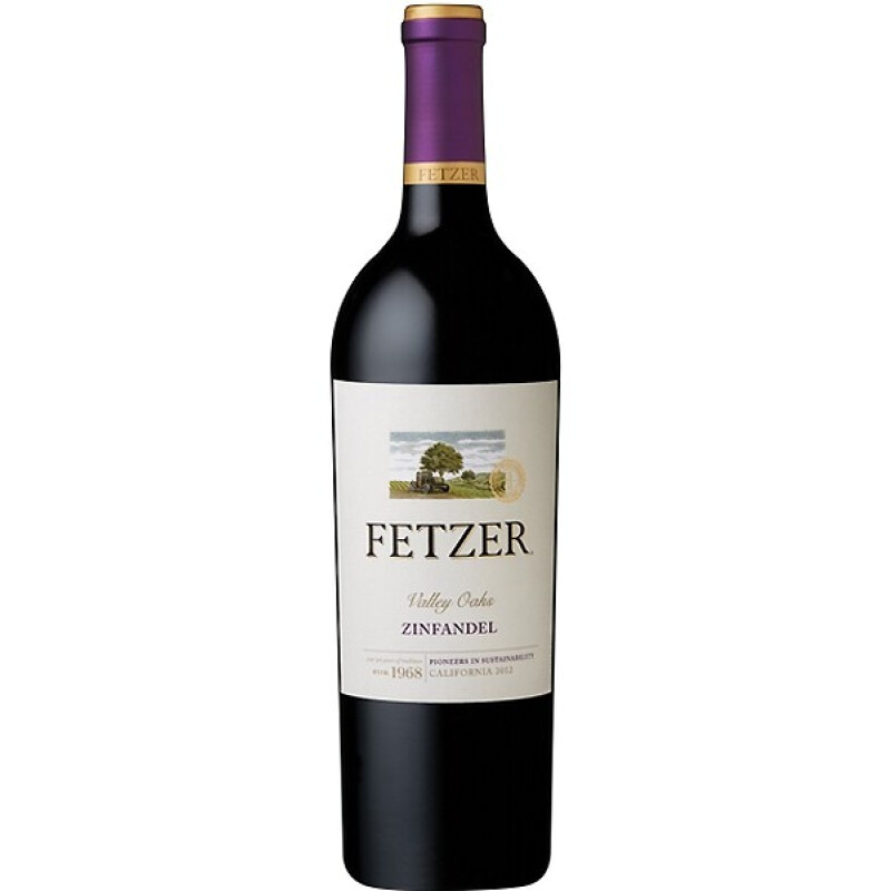 Fetzer Valley Oaks Zinfandel 2018