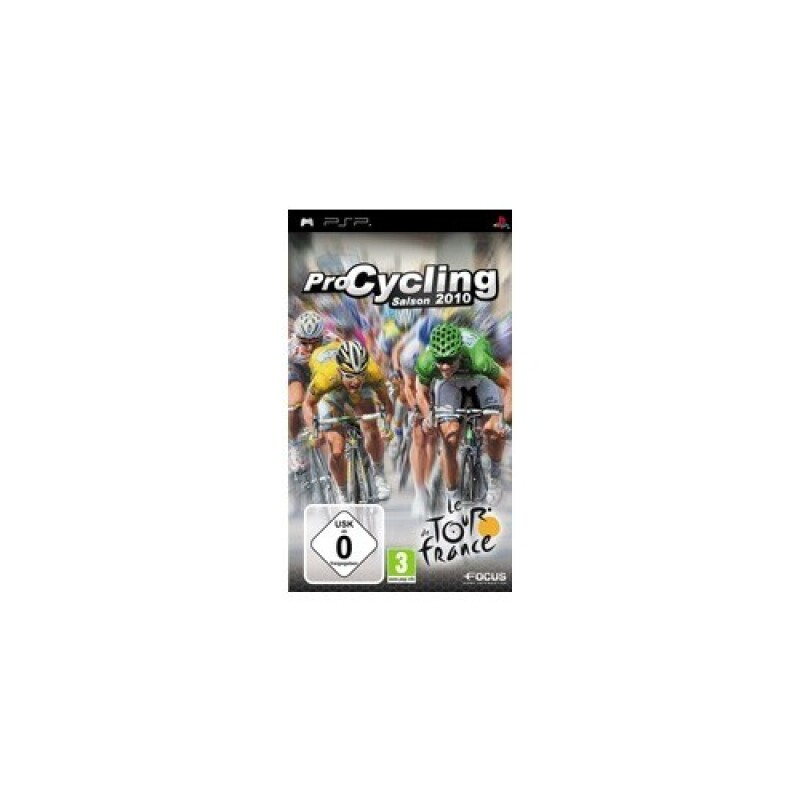 Focus Home Interactive Tour de France 2010 - Der offizielle Radsport-Manager   (PSP)