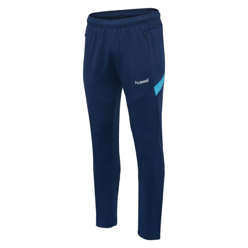 Hummel Tech Move Poly Pants Trainingshose dunkelblau