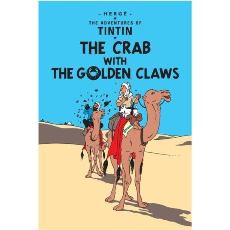 The Adventures of Tintin - The Crab with the Golden Claws