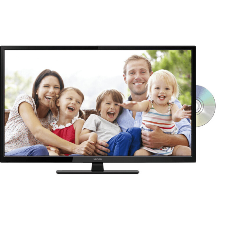 LENCO DVL-2862BK 12V/230V LED TV (Flat, 28 Zoll/70 cm, HD-ready)