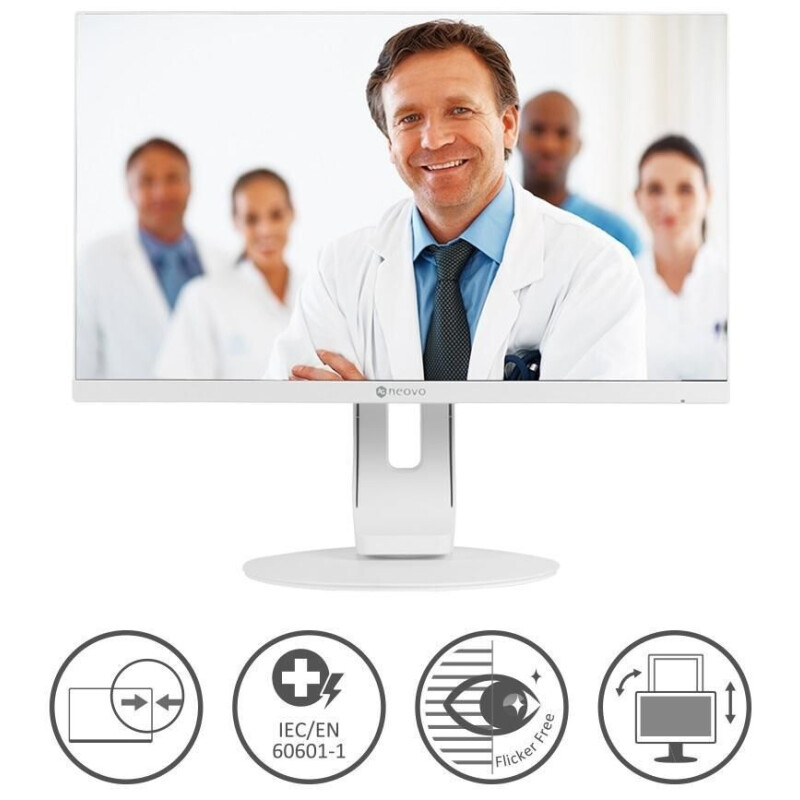 AG Neovo Medical Monitor MD-24W LED-Display 60,5 cm (23,8