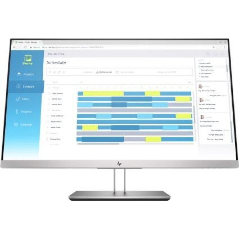 HP EliteDisplay E273d 5WN63AA Monitor 68,5 cm (27,0 Zoll)