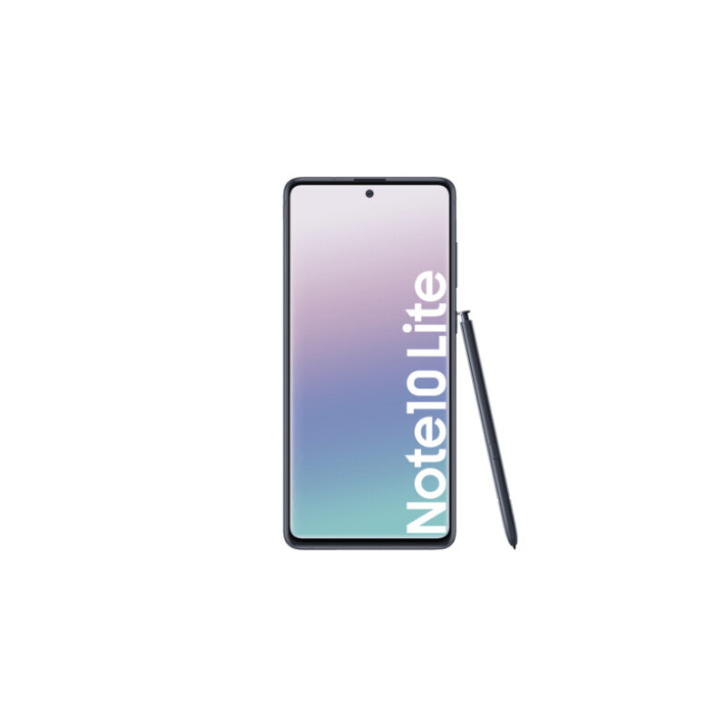 SAMSUNG Galaxy Note10 Lite 128 GB Aurora Black Dual SIM