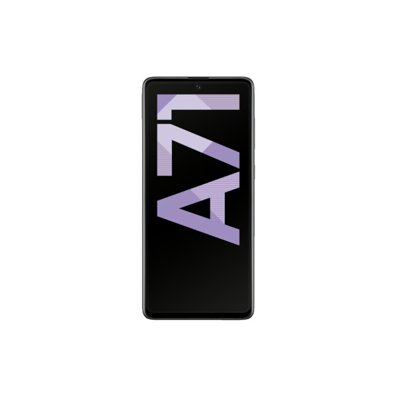 SAMSUNG Galaxy A71 128 GB Prism Crush Black Dual SIM