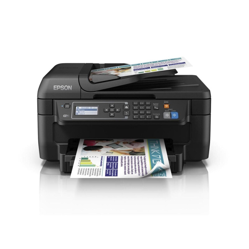 Epson WorkForce WF-2750DWF Tintenstrahl-Multifunktionsgerät