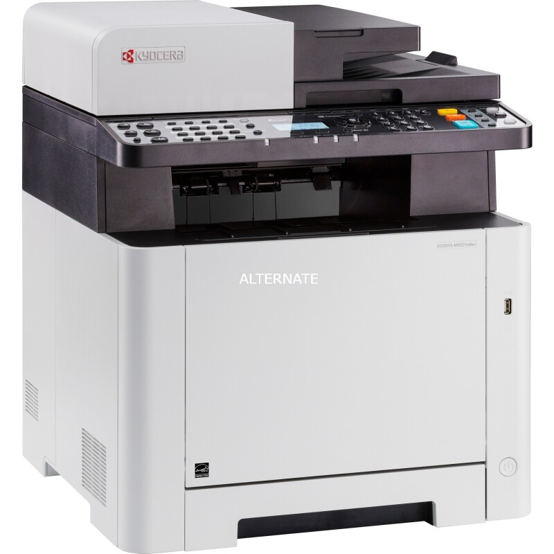 ECOSYS M5521CDW (inkl. 3 Jahre KYOCERA Life), Multifunktionsdrucker