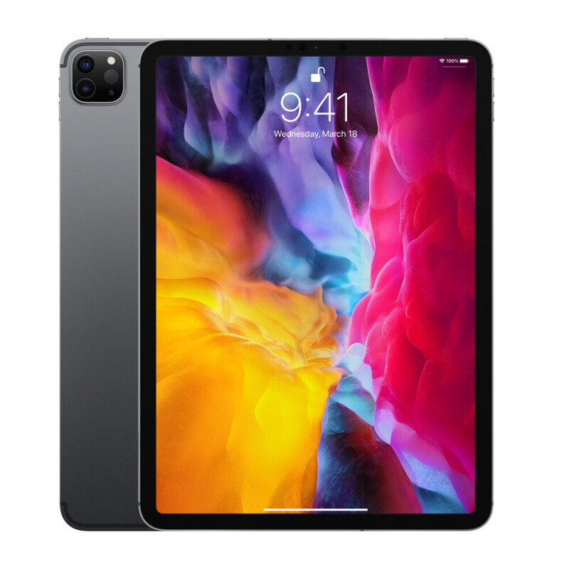 Apple iPad Pro 11.0 LTE (2020) 27,9 cm (11,0 Zoll) 256 GB spacegrau