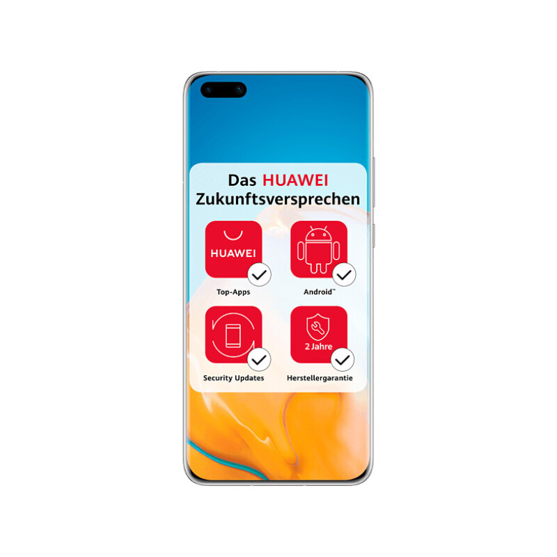 Huawei P40 Pro 256GB, Andoid, silver frost