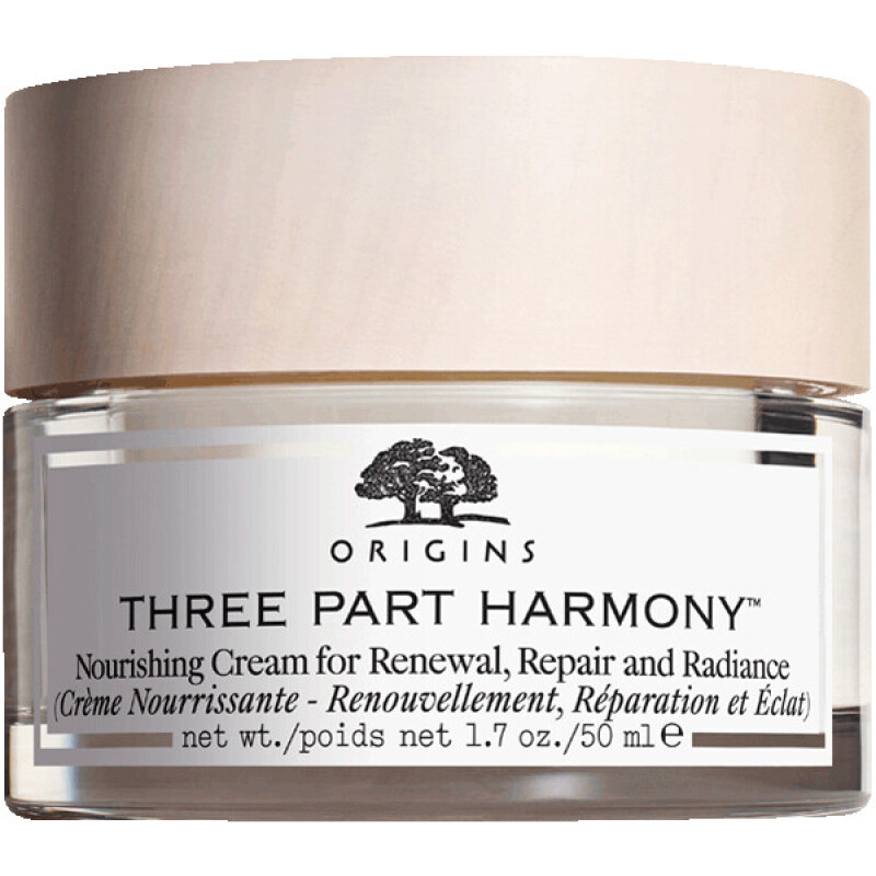 Origins Three Part Harmony Nourishing Cream For Renewal, Repair And Radiance Gesichtscreme  50 ml