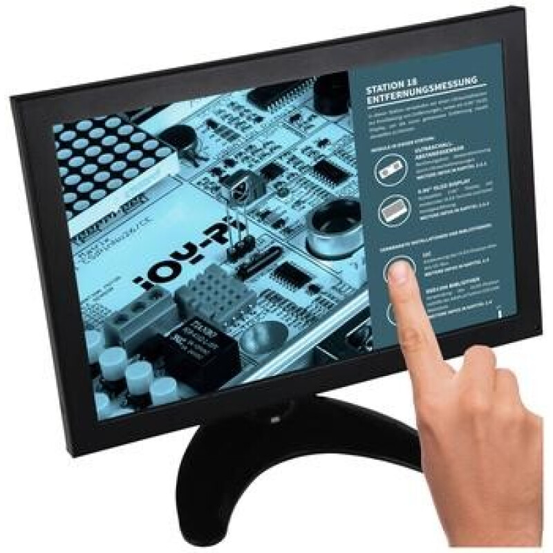 Joy-it RB-LCD10-2 Touchscreen-Monitor EEK: A+ (A++ - E)  25.4 cm (10 Zoll) 1280 x 800 Pixel   HDMI®, USB