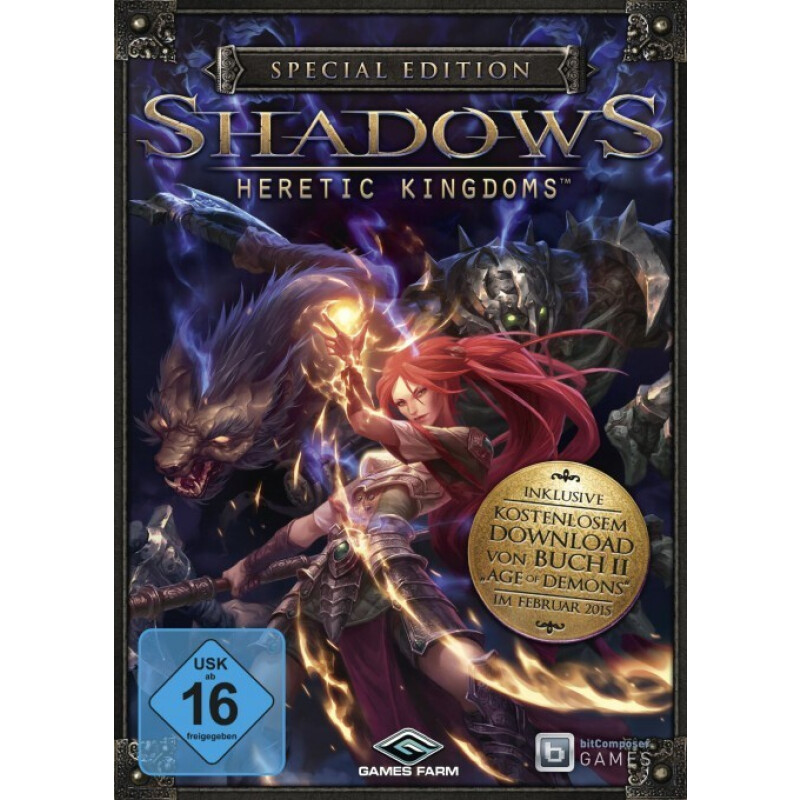 Shadows: Heretic Kingdoms Special Edition