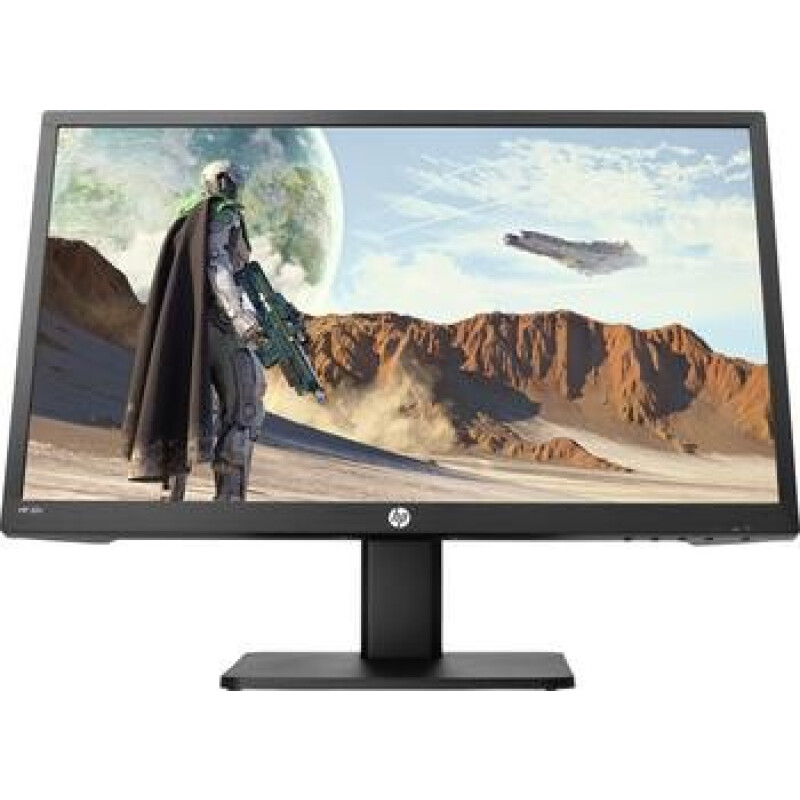 HP 22x Gaming LED-Monitor 54.6 cm (21.5 Zoll) EEK A (A+++ - D) 1920 x 1080 Pixel Full HD 1 ms HDMI®, VGA TN LED