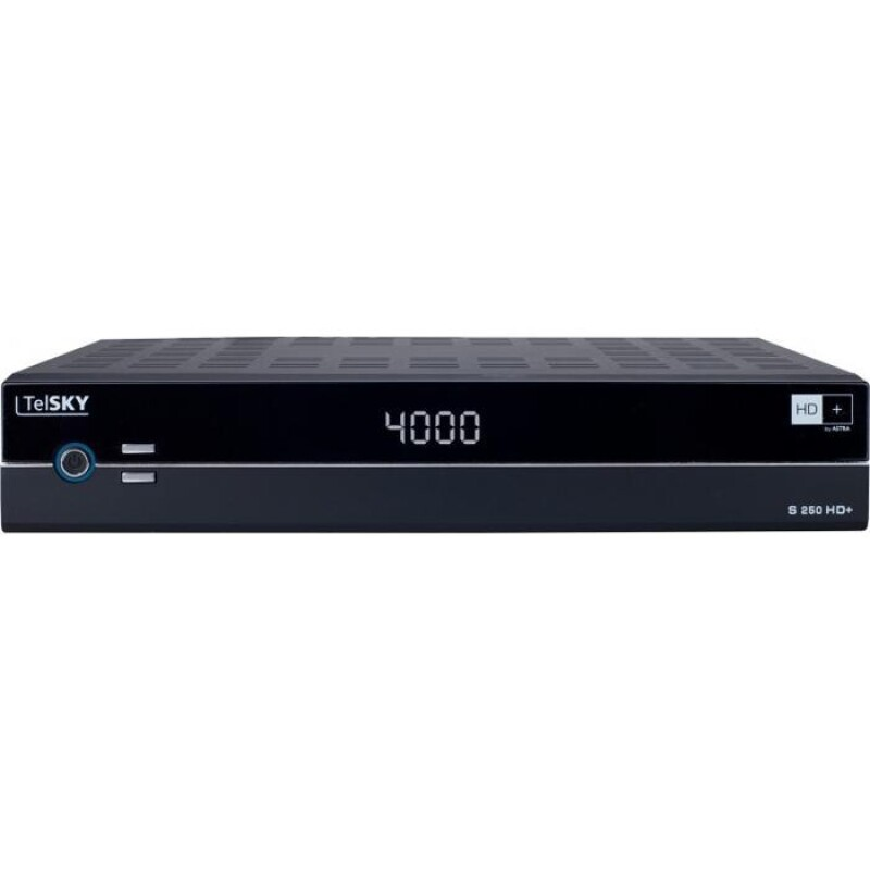 Sat-Receiver, digital HDTV