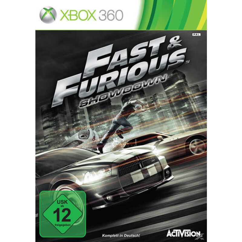 Fast & Furious: Showdown (XBox 360)
