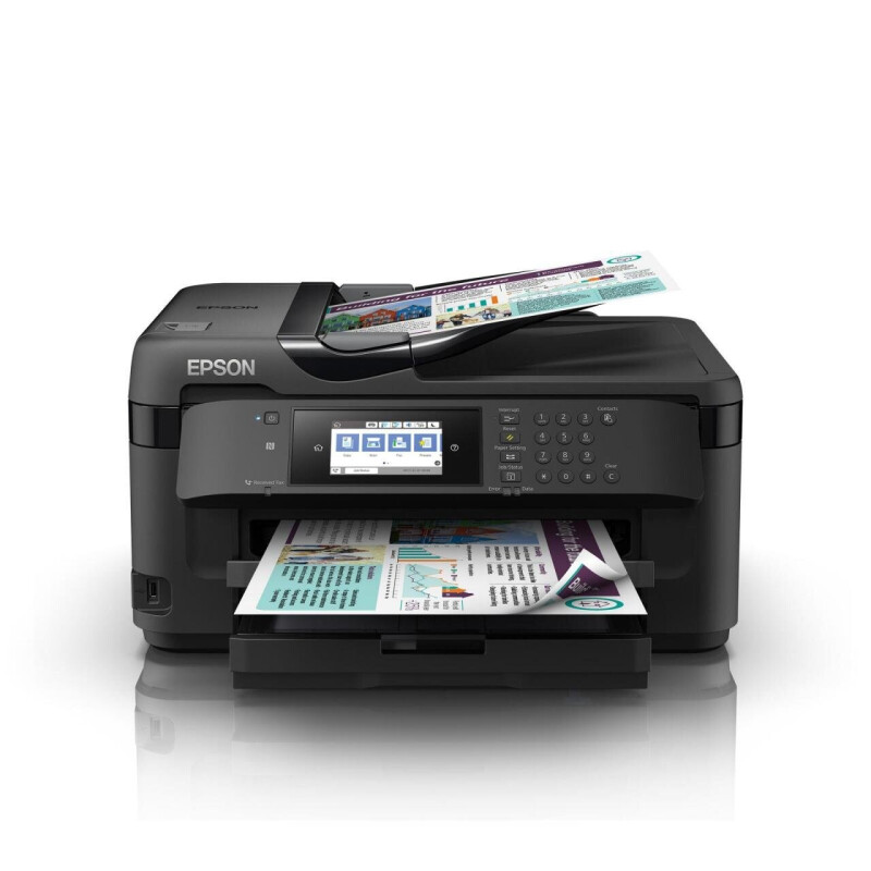 Epson WorkForce WF-7715DWF Tintenstrahl-Multifunktionsgerät