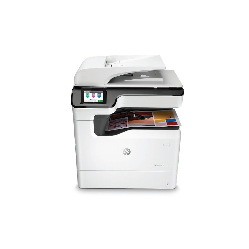 HP PageWide Color MFP 774dn Farb Tintenstrahl All-in-One Drucker DIN A3 Weiß 4PZ43A#B19