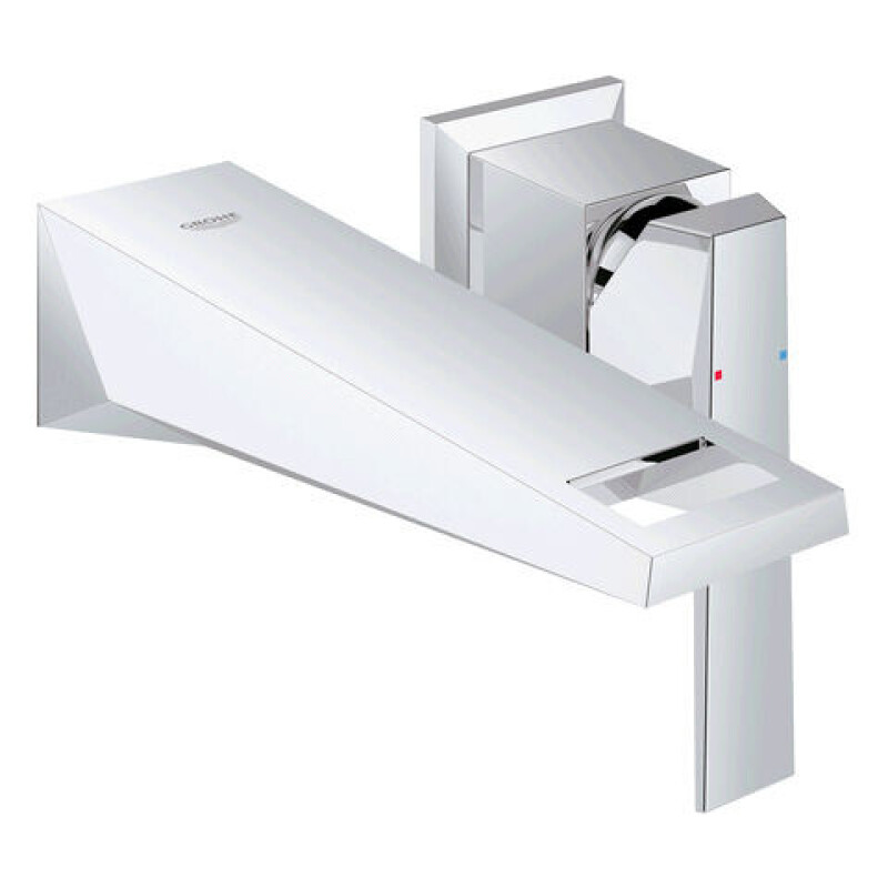 GROHE 2-L-WT-Wandbatt. Allure Brilliant19781 FMS Ausladung 161mm chrom