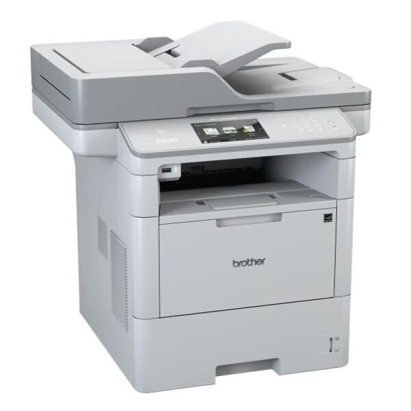 brother DCP-L6600DW 3 in 1 Laser-Multifunktionsdrucker grau