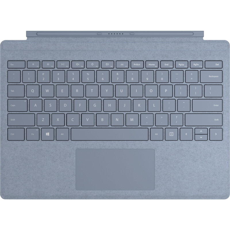 Microsoft Tastatur mit Touchpad »Surface Pro Signature Type Cover«, (Touchpad)