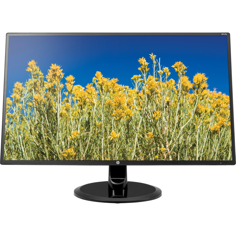 HP LED-Monitor »27y«, 68,6 cm/27
