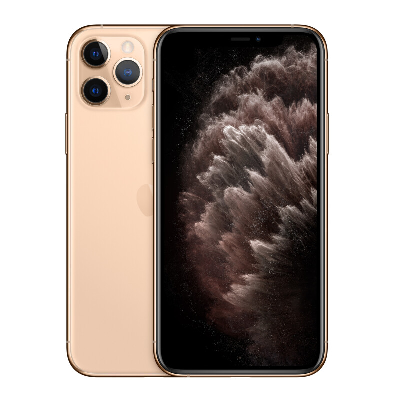iPhone 11 Pro 4G Smartphone 14,7 cm (5.8 Zoll) 64 GB iOS 12 MP Dreifach Dual Sim (Gold)