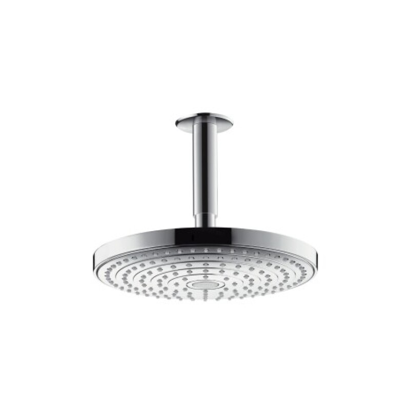 Hansgrohe Kopfbrause Raindance Select S 240 2jet 240mm Deckenmontage chrom, 26467000