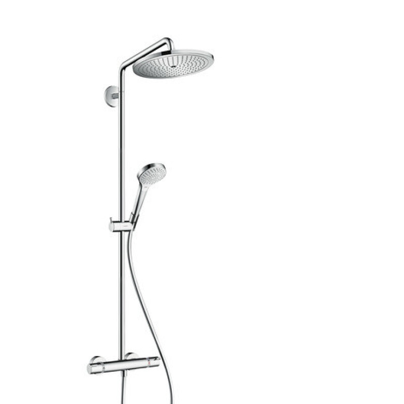 Hansgrohe Showerpipe Croma Select S 280 chrom, 26790000