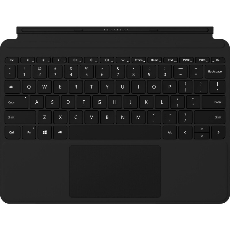 Microsoft »Surface Go Type Cover« Tablet-Tastatur (Touchpad Multimedia-Tasten Funktionstasten)