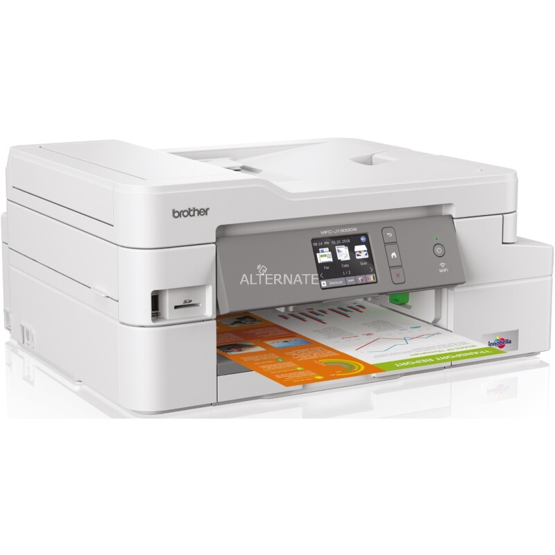 MFC-J1300DW, Multifunktionsdrucker