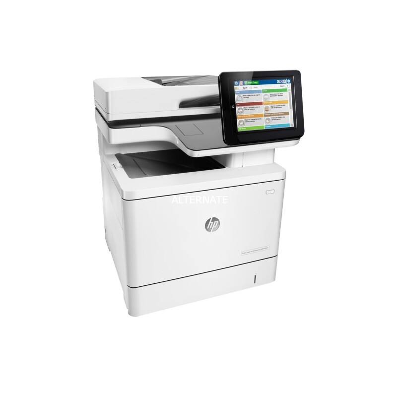 Color LaserJet Enterprise M577dn, Multifunktionsdrucker