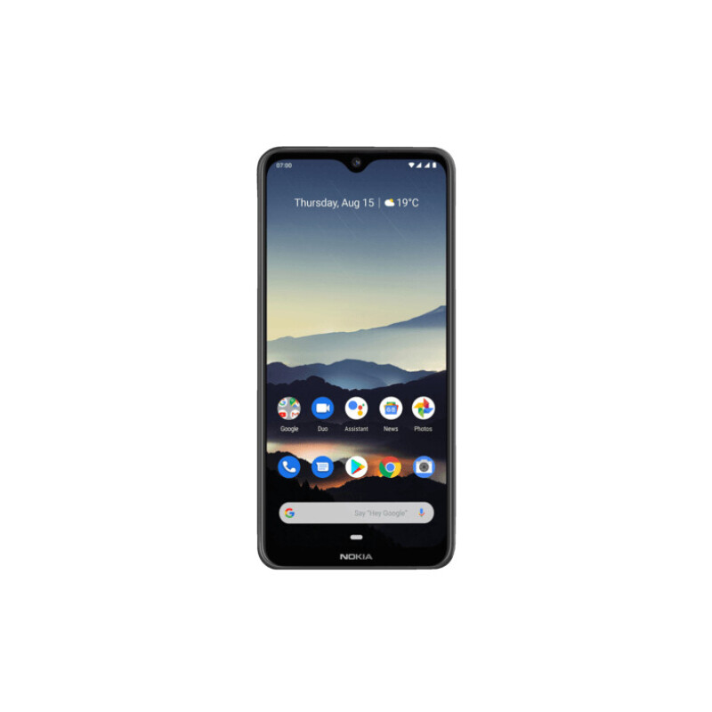 NOKIA 7.2 DS 64 GB Charcoal Dual SIM