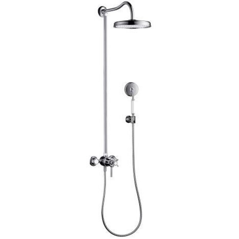 hansgrohe AXOR MONTREUX Showerpipe DN 15 chrom